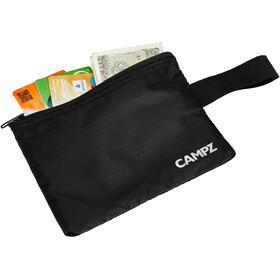 CAMPZ Belt Travel Pouch black
